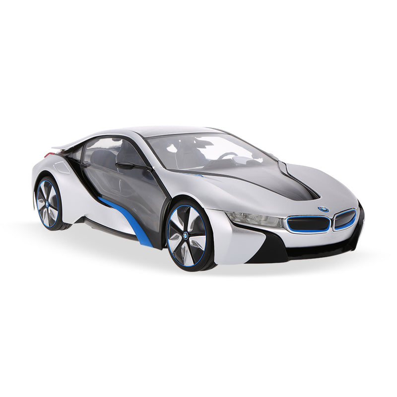 Kids 2x6V 15W TWO MOTORS Battery Powered UNBRANDED BMW i8 Style Electric Ride On Toy Car (Model: KL1888) RED