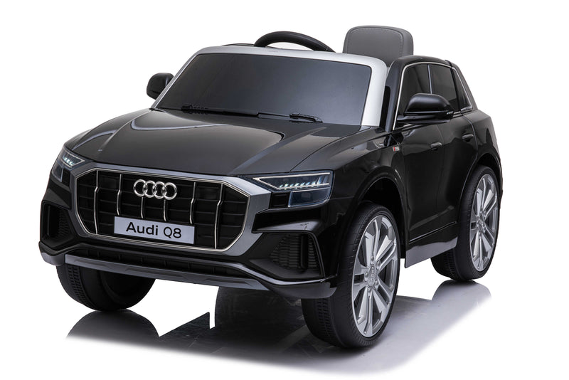 AUDI Q8 Licensed 4x4 Kids Electric Ride On Car with Remote Control LED Lights and Music (Model JJ2066)