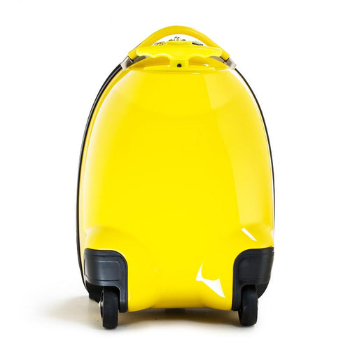 RASTAR Kids Battery Powered Remote Control Walking Suitcase Cabin Hand Luggage (BEE) RST1601