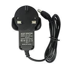 12V 1A Mains Charger for Kids Toy Cars (Euro or UK)