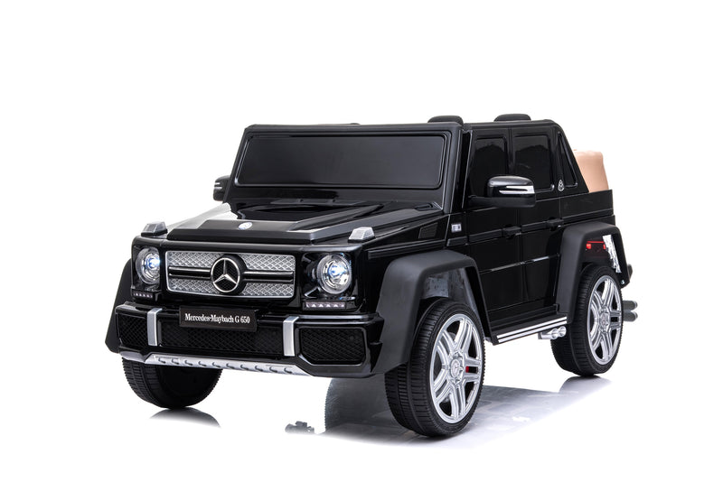RICCO 12V 4A Two Motors Mercedes Benz CLS350 Licensed Battery Powered Kids Electric Ride On Toy Car