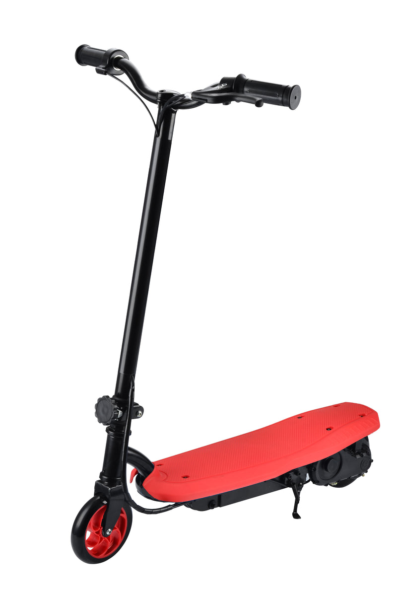 RICCO Kids 24V Electric Scooter e-Scooter Ride On WITH DETACHABLE SEAT (Model:CD02S) RED