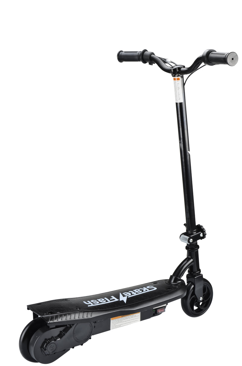 RICCO Kids 24V Electric Scooter e-Scooter Ride On (Model:CD11) BLACK