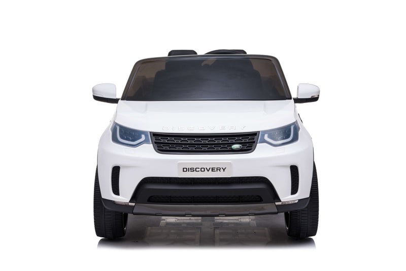 RICCO TR1905 - Land Rover Discovery Licensed12V 5A Kids Electric Ride On Car with Remote Control LED Lights and Music (2 Colours)