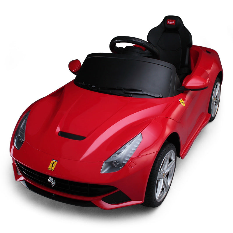 (PACK OF 6)  RC50100 Genuine Licensed 1: 14 La Ferrari F12 Open Door Radio Remote Control Car Red