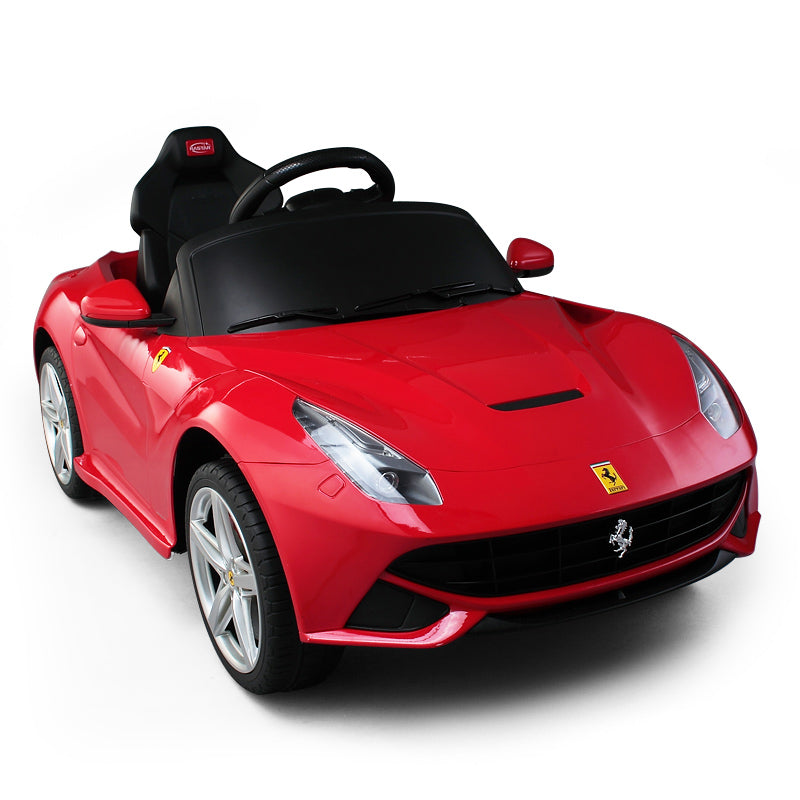Genuine Official Licensed Ferrari F12 Berlinetta 12V Electric Ride On Car with Remote Control (RS81900 RED)
