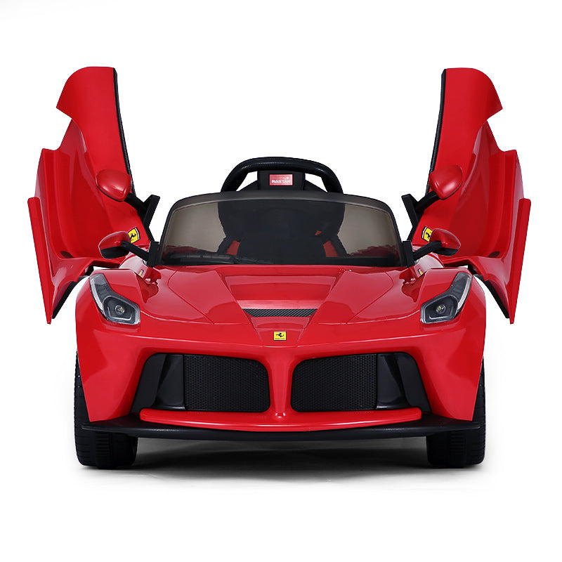 Genuine Official Licensed La Ferrari 12V Electric Ride On Car with Remote Control (RS82700 RED)