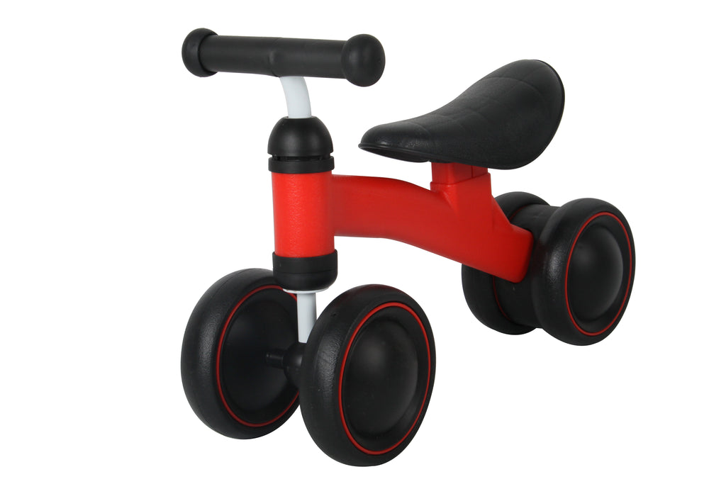 "RICCO® Kids Light Weight Mini Ride On Trike 6"" Wheels / Balance Bike (Model: Q10) RED"