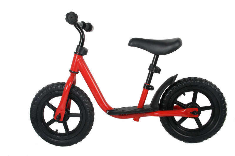 "RICCO® Balance Bike Red with 12"" EVA Wheels  (Model: WB21) RED"