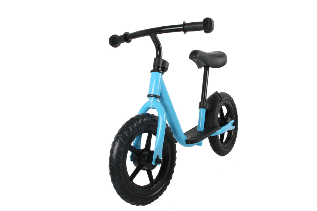"RICCO® Balance Bike Red with 12"" EVA Wheels (Model: WB21) BLUE"