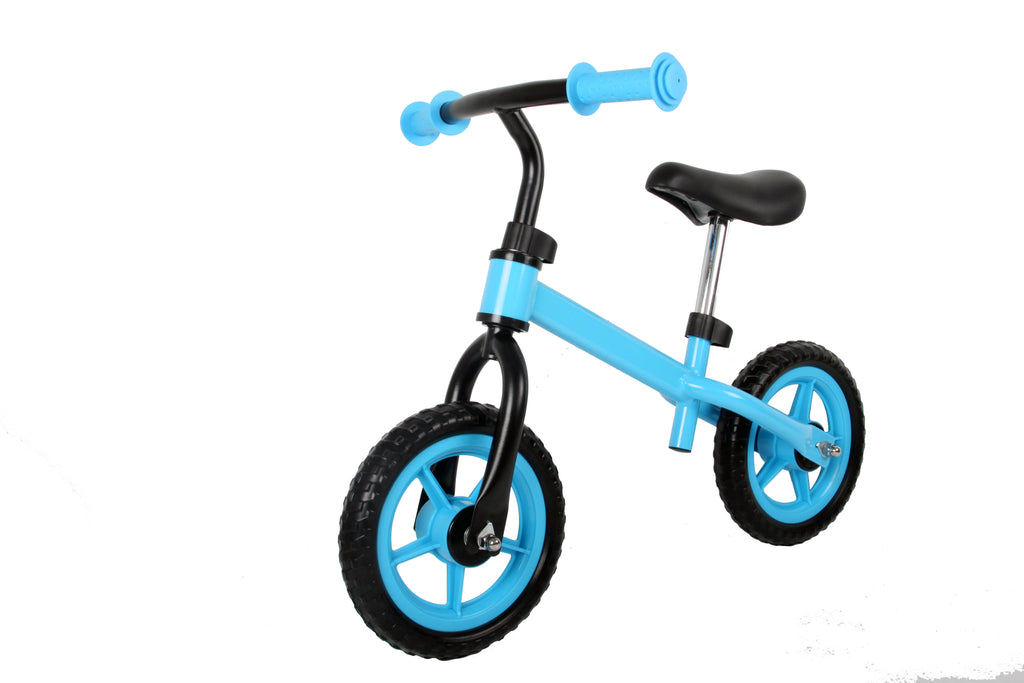 "RICCO® Balance Bike with 10"" EVA Wheels (Model: WB25) BLUE"