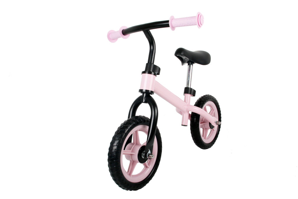 "RICCO® Balance Bike with 10"" EVA Wheels (Model: WB25) PINK"