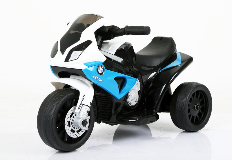 BMW Licenced 6V 4.5A 35W Battery Powered Kids Electric Ride On Toy Motorcycle Bike (Model JT5188 RED)