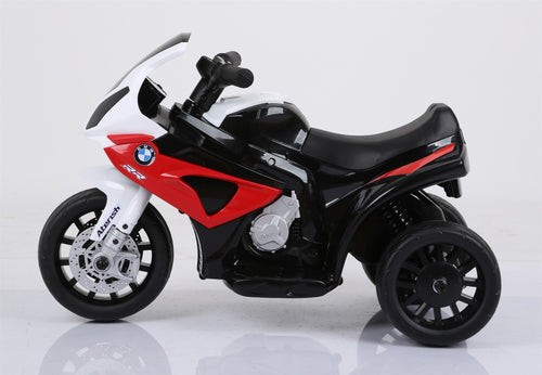 RICCO® BMW Licenced 6V 4.5A 35W Battery Powered Kids Electric Ride On Toy Motorcycle Bike (Model JT5188 RED)