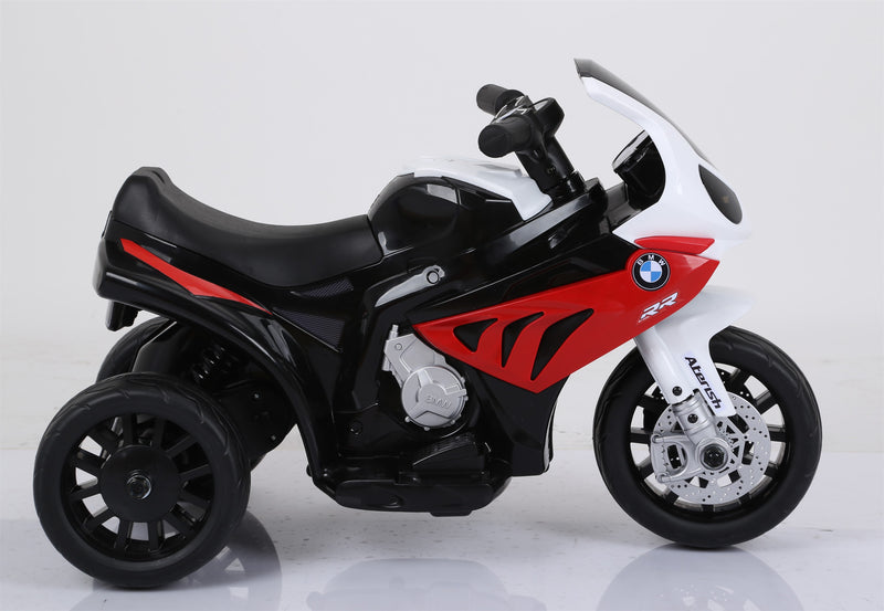 BMW Licenced 6V 4.5A 35W Battery Powered Kids Electric Ride On Toy Motorcycle Bike (Model JT5188)