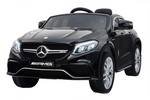 RICCO® Mercedes Benz AMG GLE63 Coupe Licensed 12V 7A Battery Powered Kids Electric Ride On Toy Car (Black)