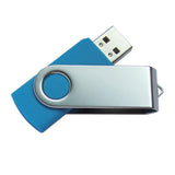 8GB 01-001 Swivel USB 2.0 Flash Drive Memory Stick Pen Thumb