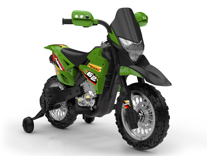 6V 4.5A 35W Battery Powered Kids Electric Ride On Toy Motor Bike BDM0912