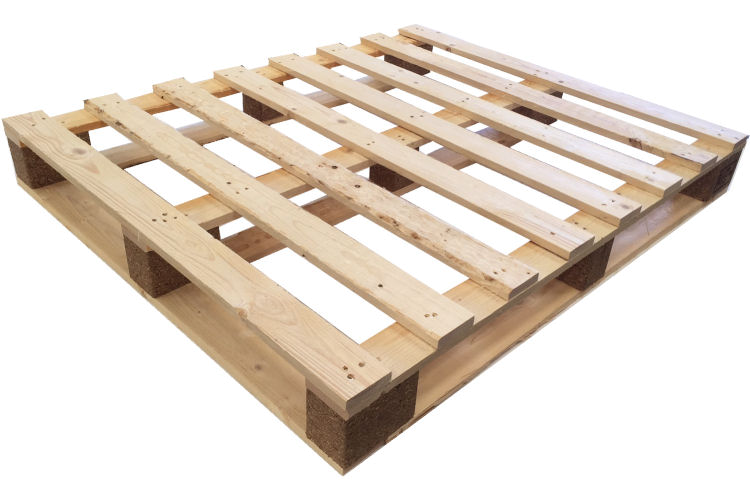 Pallets for collection / transport