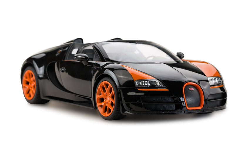 Rastar 70460 RC 1:14 Bugatti Grand Sport Vitessei (3 colours)