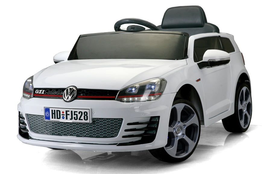 12V 7A Volkswagen Licenced VW Golf GTI Battery Powered Kids Electric Ride On Toy Car HD528