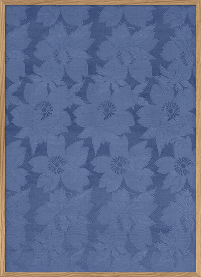 Blue Flower Book Cover