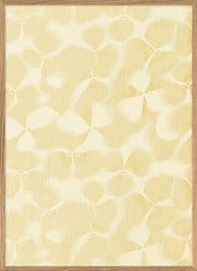 Pastel Yellow Flower Book Cover