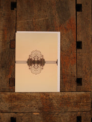 Spejling / Reflection Greeting Card #101
