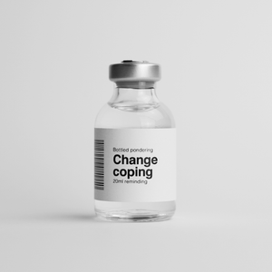 Change coping