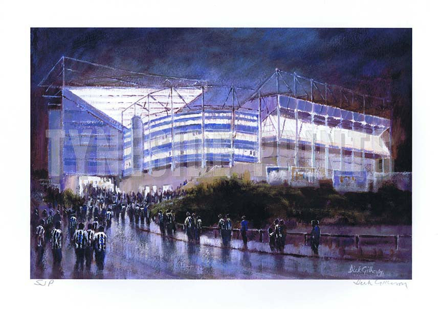 SJP | Newcastle United Print