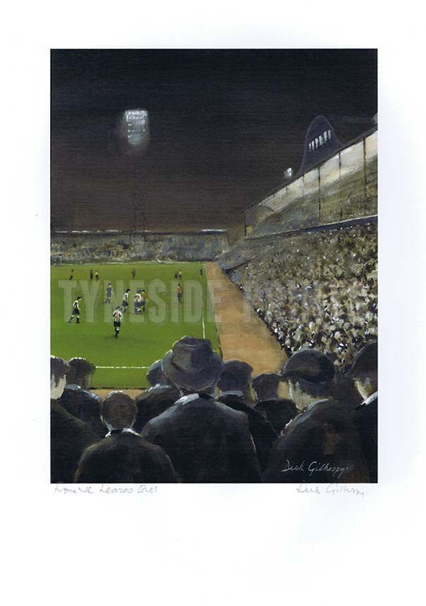 From The Leazes End | Newcastle United Print