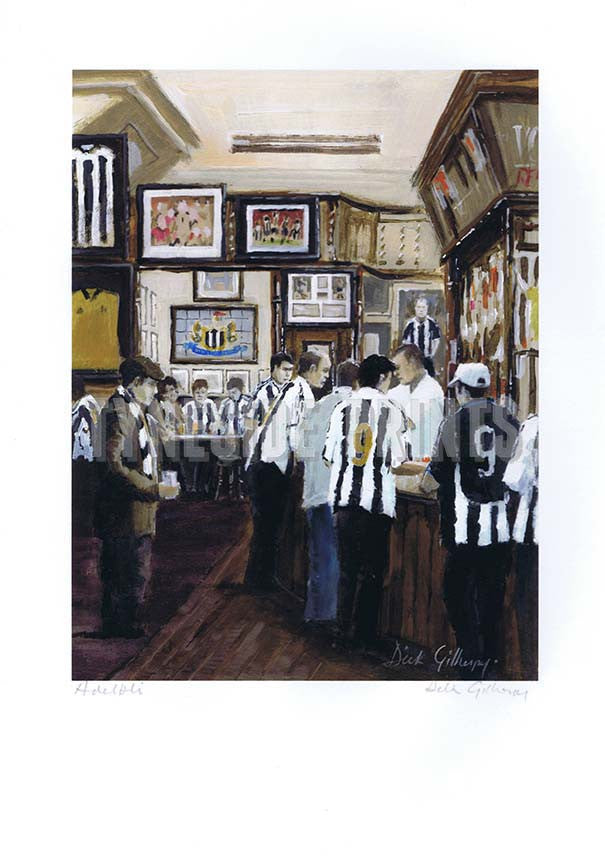 Adelphi | Newcastle United Print | Tyneside Prints