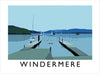 Windermere Lake District Art Print