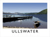 Ullswater Lake District Art Print