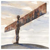 Angel Of The North | Greeting Card | Tyneside Prints