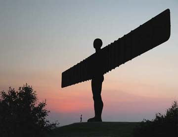Angel Of The North | Colour Photographic Print