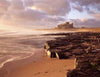 Bamburgh Castle | Northumberland Coast | Colour Photographic Print | Tyneside Prints