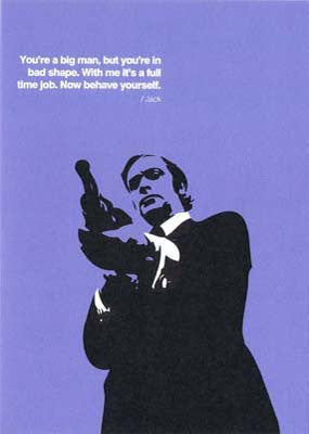 Get Carter | Newcastle Cult Movie Card