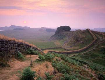 Hadrian's Wall | Northumberland | Colour Photographic Print | Tyneside Prints