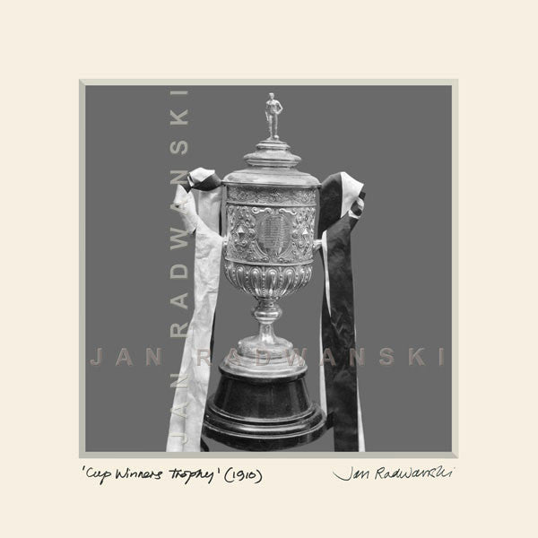 Cup Trophy Winners 1910 Newcastle United | Mounted Fine Art Print