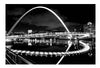 Millennium Bridge | Photographic Card |  Tyneside Prints