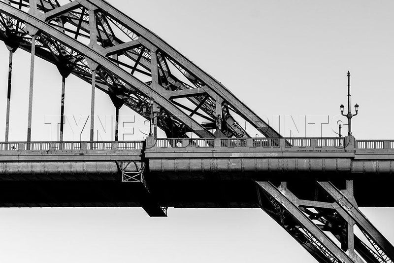 Tyne Bridge Photographic Print