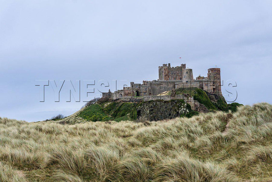 Bamburgh Castle - Photographic Print