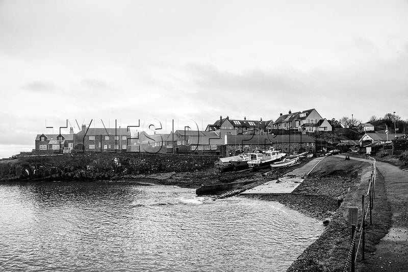 Craster - Northumberland - Photographic Print