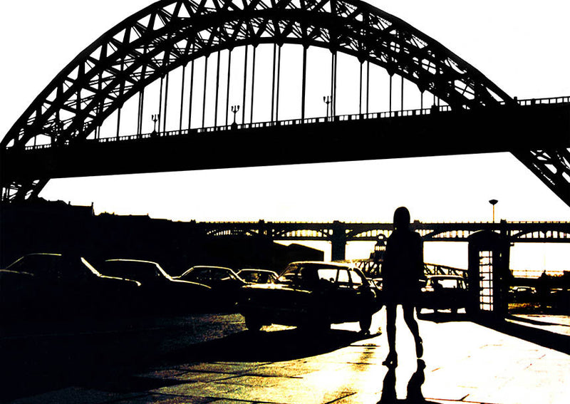 Seventies Sunshine | Newcastle Quayside Photographic Print