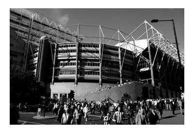 St. James' Park | Photographic Card