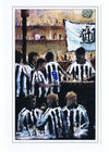 Time We Went | Newcastle United Card | Tyneside Prints