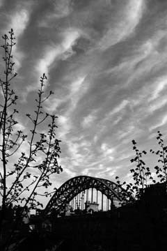 Tyne Bridge | Black & White Photographic Print | Tyneside Prints