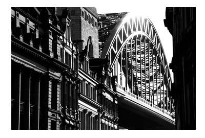 Tyne Bridge | Photographic Card