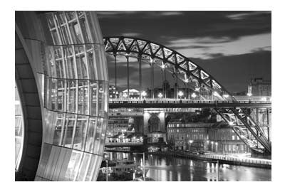 Sage & Tyne Bridge | Photographic Card